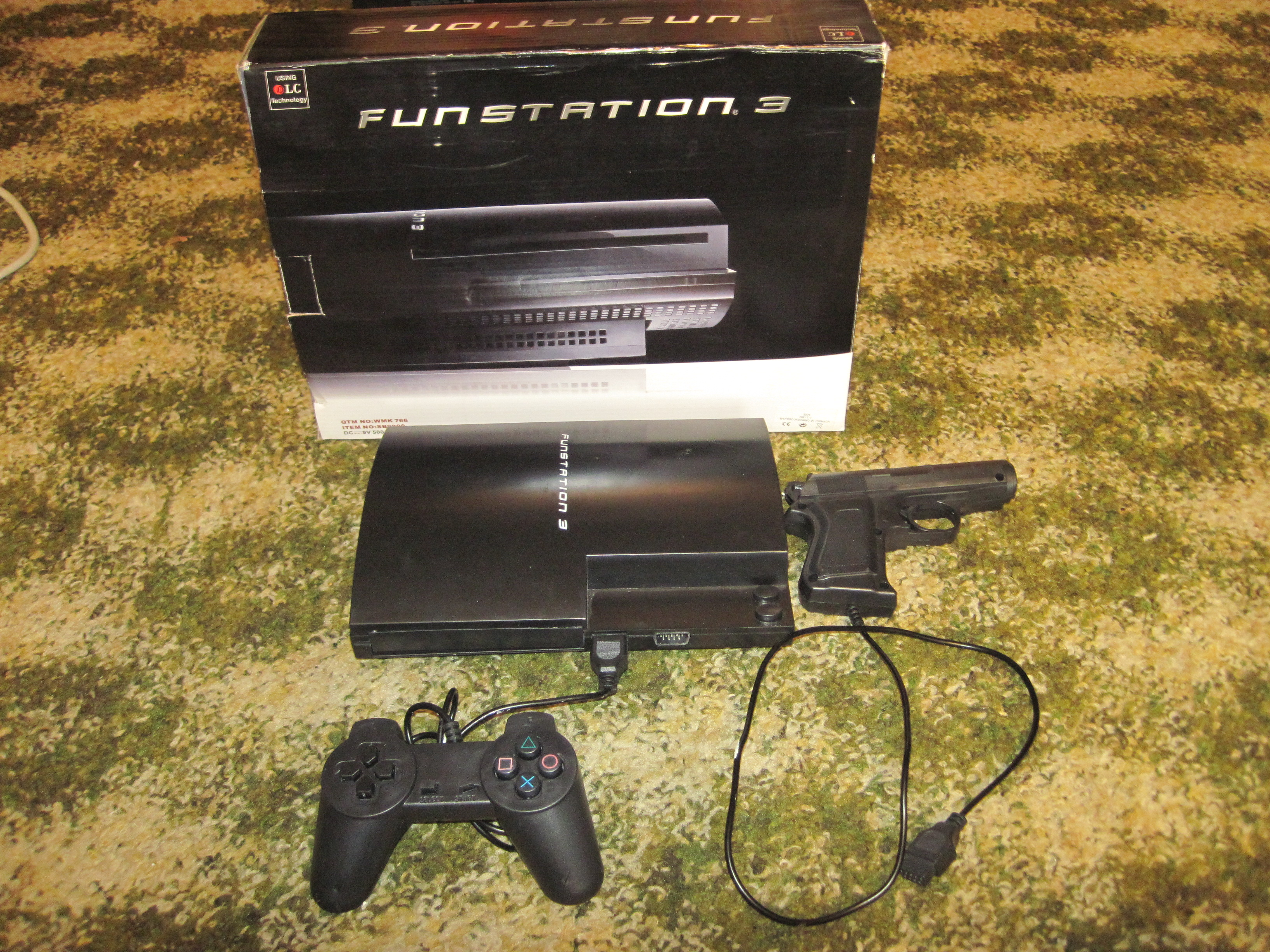 Funstation 3 (PAL)
