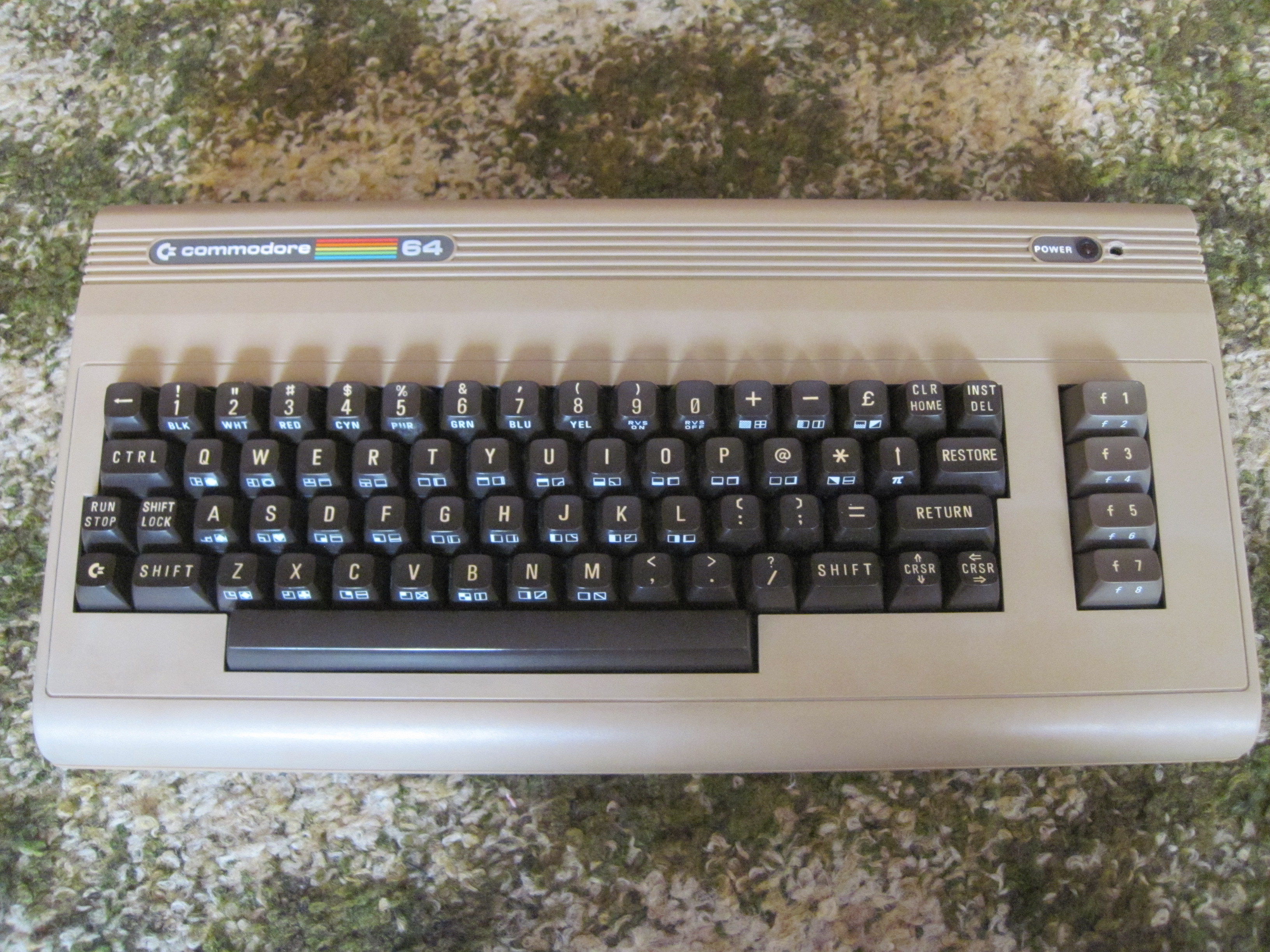 Commodore 64 (PAL)
