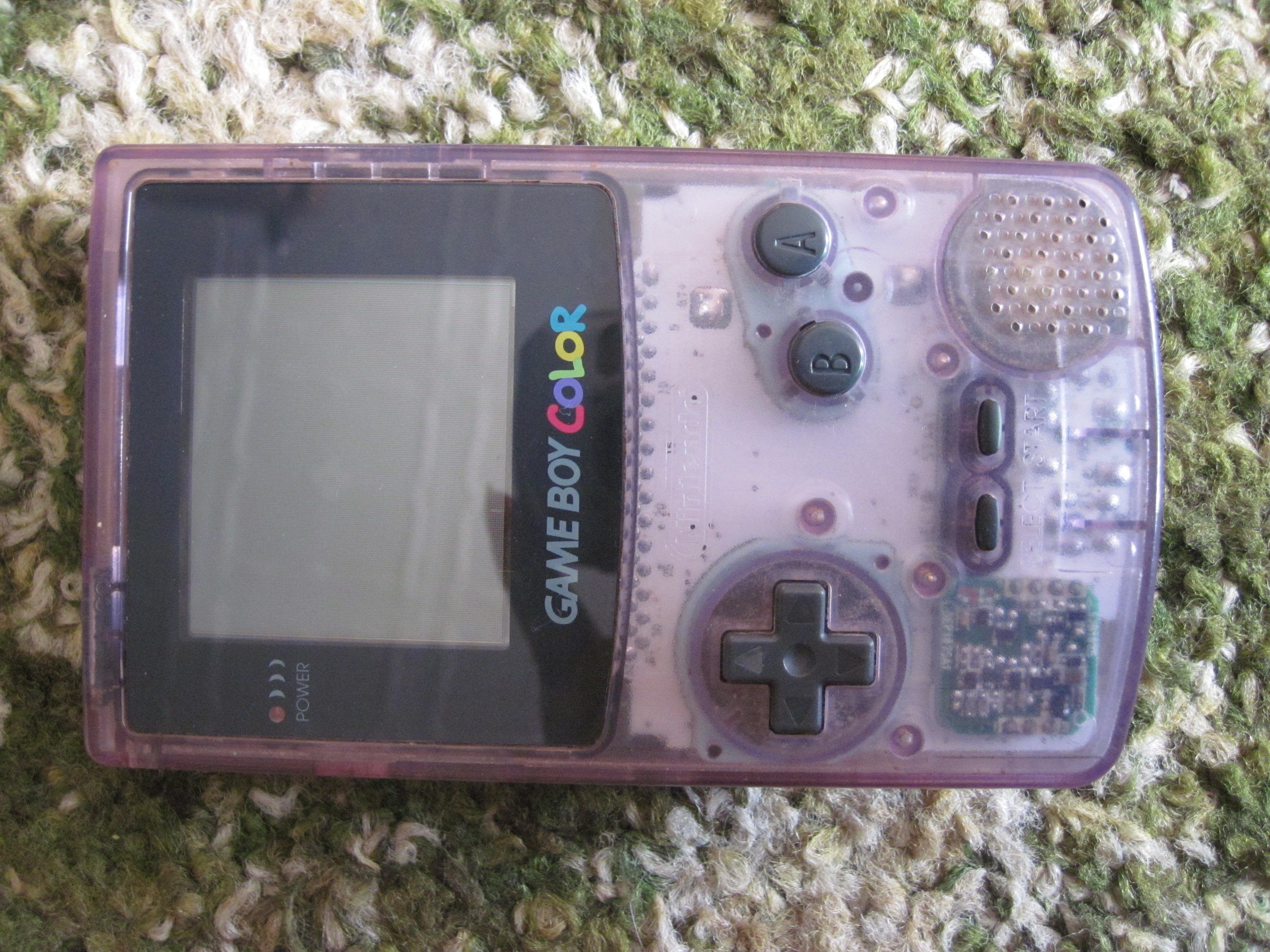 Gameboy Color (PAL)
